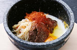 石焼きビビンバ(長崎県産米)