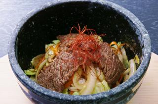 石焼プルコギ(長崎県産米)