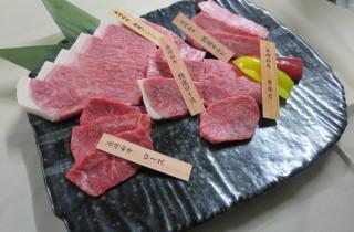 長崎和牛豪華5種盛り【3人前】