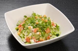 季節野菜のシーザーサラダ