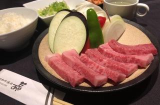 長崎和牛 ステーキランチ